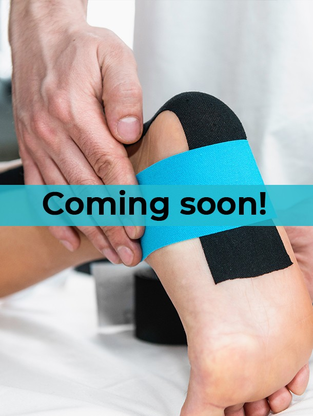 medical Taping Pedicure Jolange Opleidingen