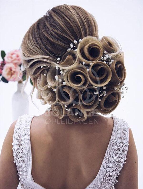 Bruidskapsels cursus