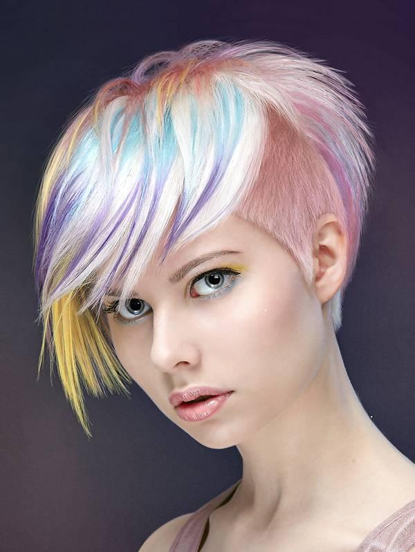Hair colour artist kappersopleiding