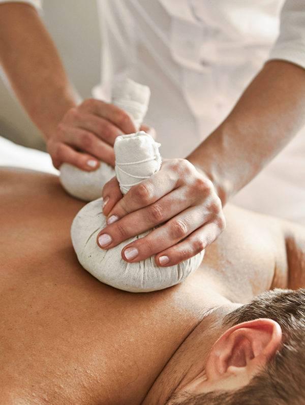 Kruidenstempel Massage Jolange Opleidingen