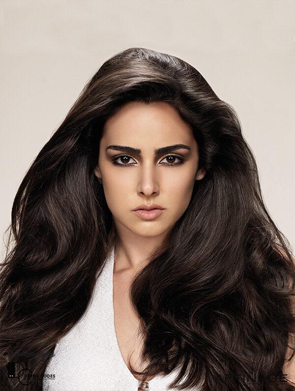 Allround Haarverlenging bruin haar Jolange Opleidingen