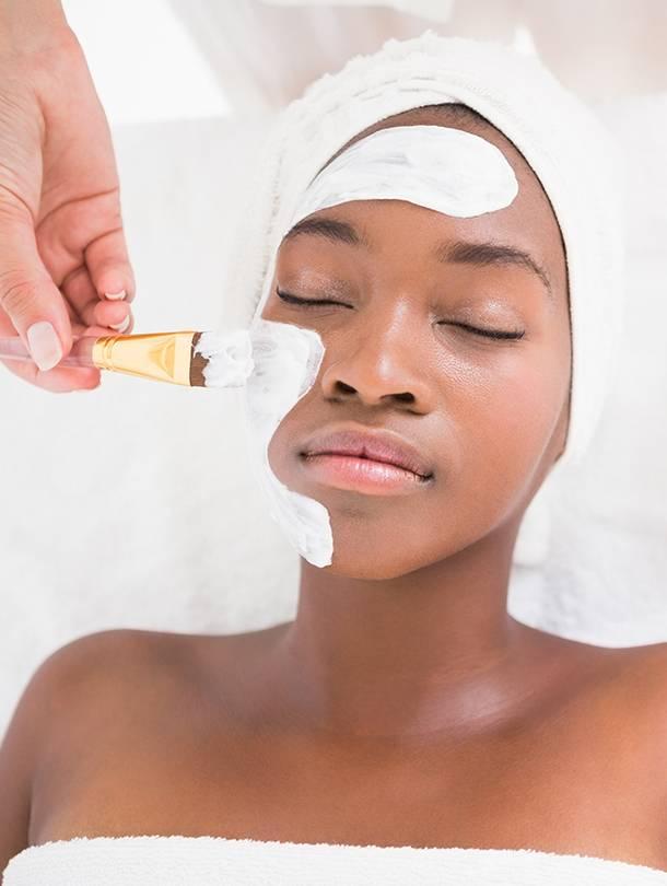 Donkere Huid schoonheidsbehandeling Jolange Opleidingen