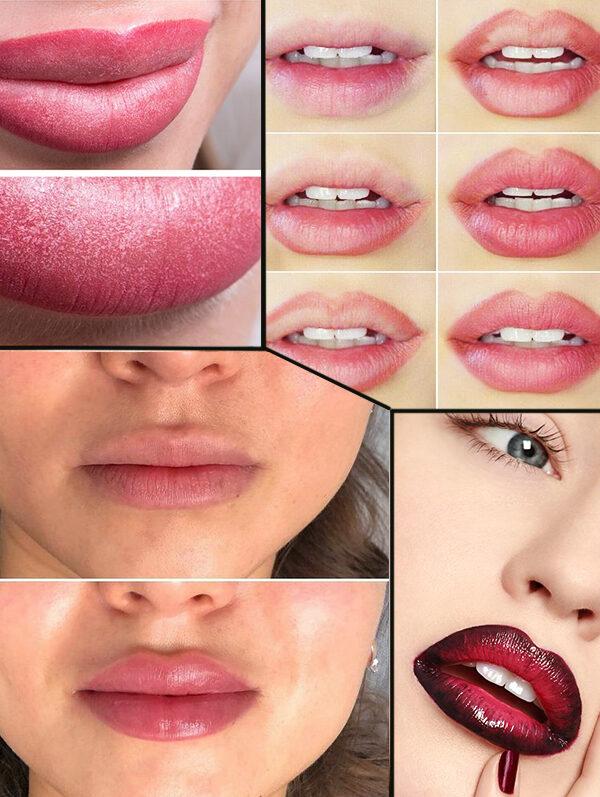 PMU lippen opleiding