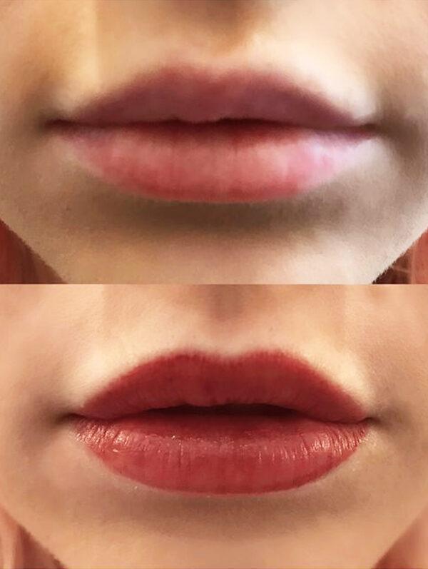 full lips opleiding