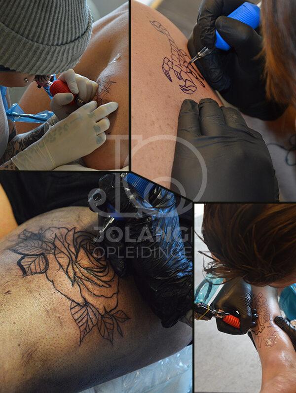 Opleiding tattoo