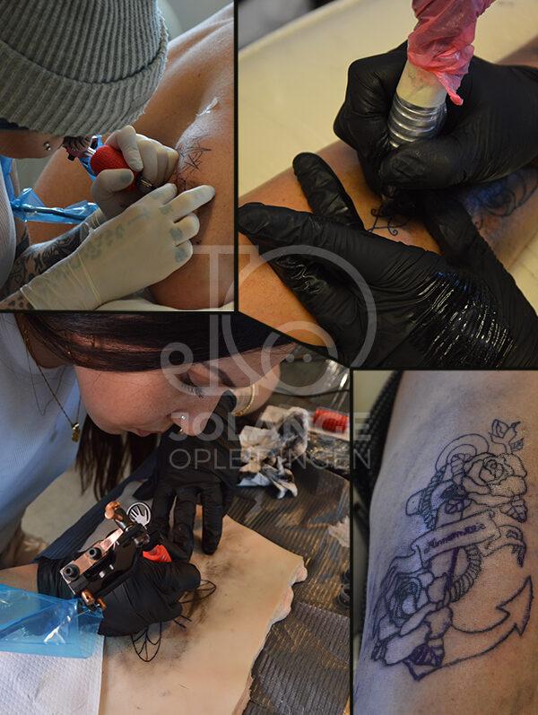 opleiding tatoeëren