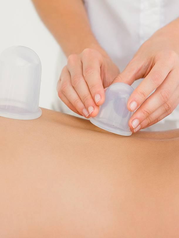 Bindweefsel en Cupping Massage Jolange Opleidingen