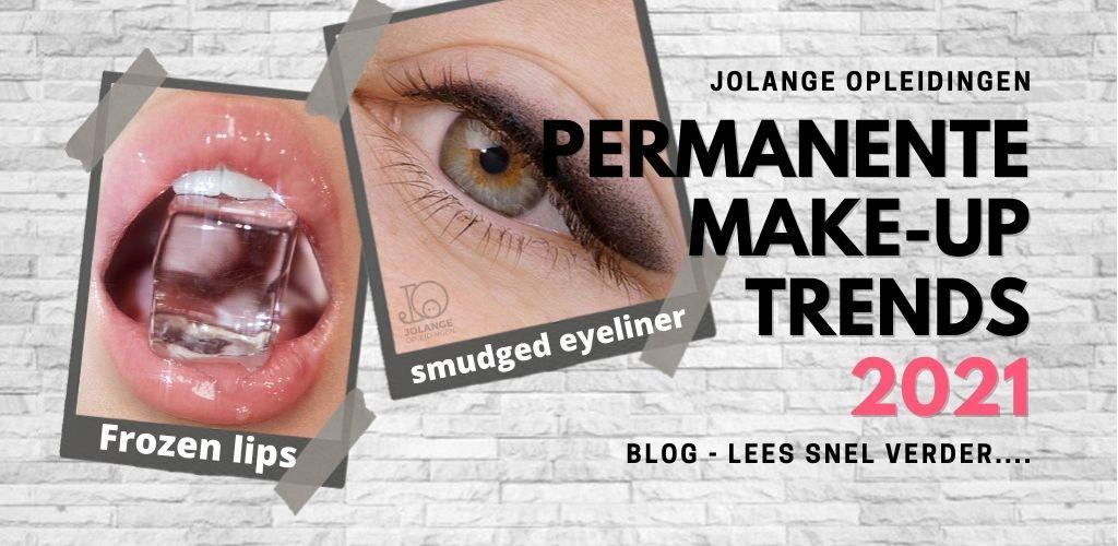 Blog Permanente make-up trend 2021